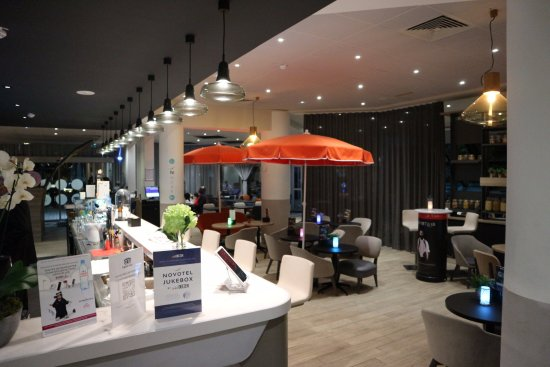 Novotel Paris Centre Bercy: Lobby