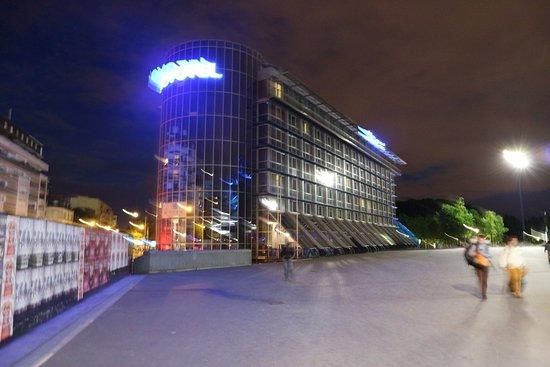 Novotel Paris Centre Bercy: Hotel