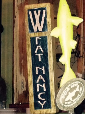 We offer beers by our in house brewery, Willow Spring.  The Fat Nancy is an American Style Pale