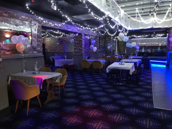 Bart's of Workington: Decorated for a wedding we hosted