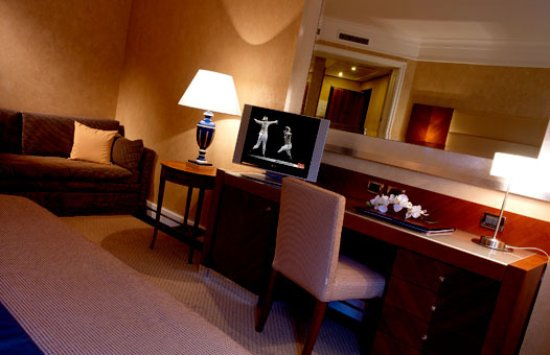 Hotel Perusia: LUXURY ROOM