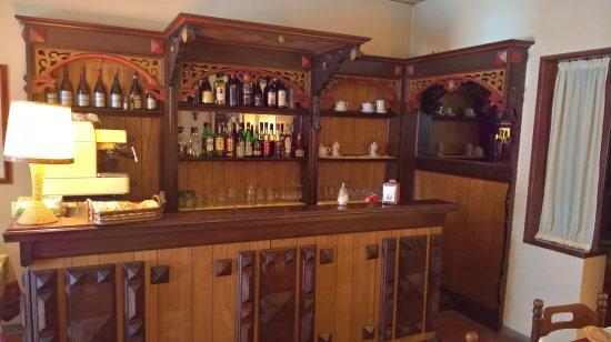 Hotel Melecchi: zona Bar / colazione