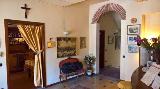Hotel Melecchi: entrata