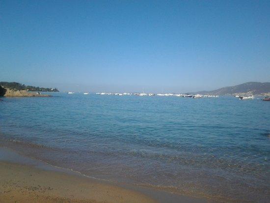 U Paradisu: Vista spiaggia