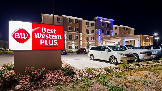Best Western Plus Buda Austin Inn & Suites