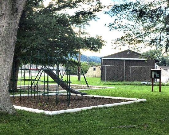 Glen Clark Memorial Playground