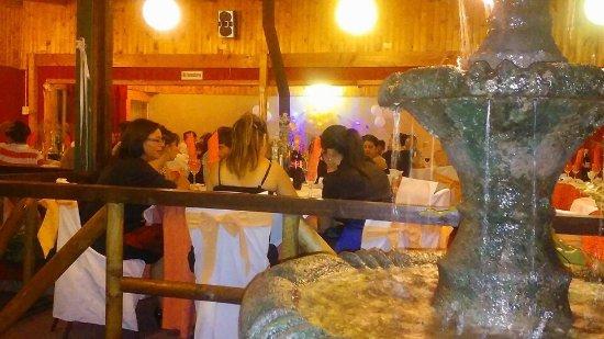 San Carlos, Χιλή: Restoran La Foresta