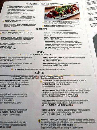 California Pizza Kitchen Northbrook Menu Prices Restaurant Reviews Tripadvisor