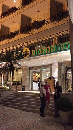 Hotel Prima Kings : Entrada