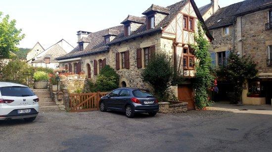 Au moulin d'Alexandre: dans un des plus beaux villages de France