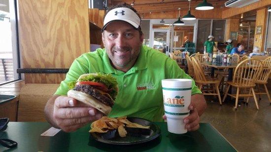 Fort Valley, GA: Dukes Burger #1