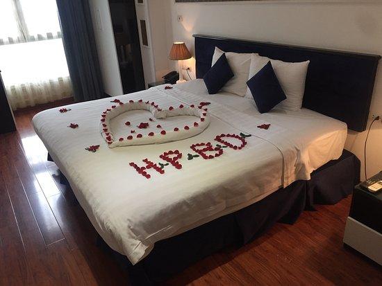 Golden Sun Palace Hotel, hoteles en Hanói
