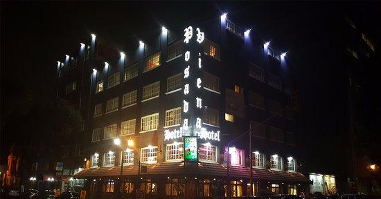 Posada Viena Hotel: Fachada