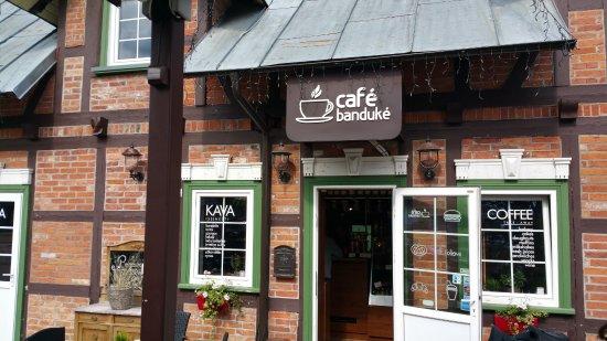 Cafe Banduke  Cafe Banduk  in Palanga. Cafe Banduk  in Palanga   Picture of Cafe Banduke  Palanga
