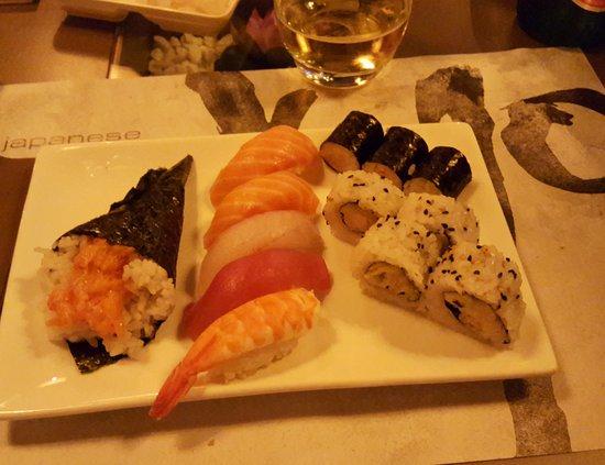 Kyo japanese restaurant dormelletto restaurant reviews for Restaurant kyo