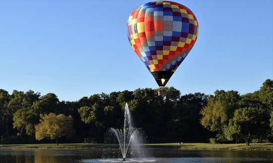 Rohr Balloons Hot Air Balloon Rides