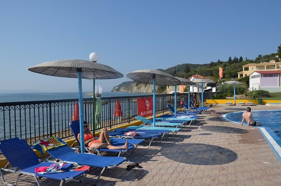 Corfu Sea Gardens Photo