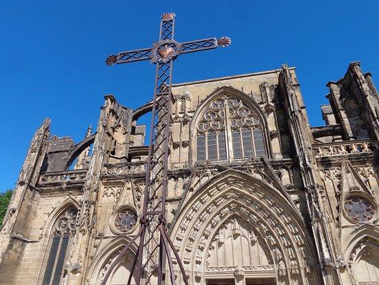 Eglise Abbatiale de Saint-Antoine