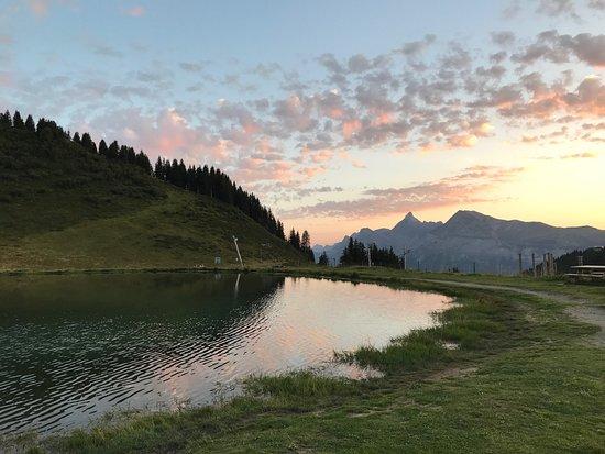 Haute-Savoie, France: Alpage de l'Airon