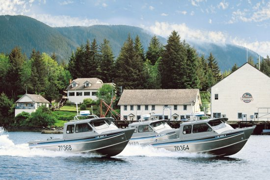 Waterfall resort alaska updated 2017 reviews price for Alaska fishing lodges all inclusive