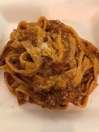 Amazing pasta, sustainability, and friendly head chef