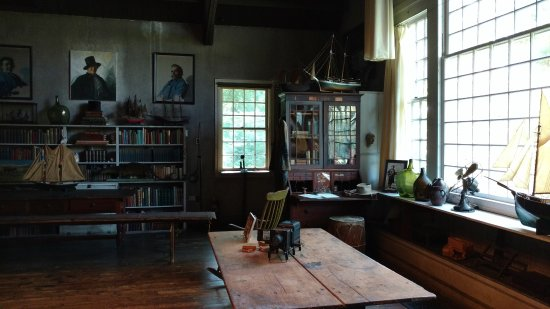 23b0d2403e0 N.C. Wyeth s Studio Tour - Picture of Brandywine River Museum of Art ...
