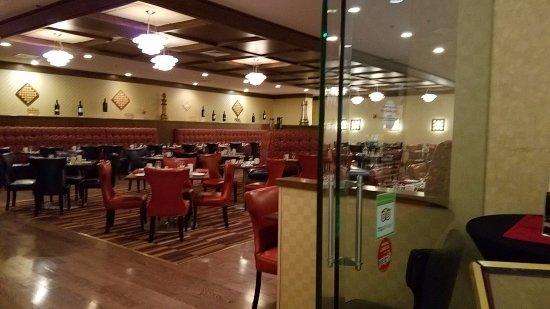 Rooks Corner Restaurant: dining room