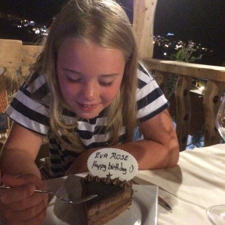 The Old Trading House Restaurant: Thank you for a perfect end to my 10 yr old daughters birthday. The food was fabulous and the ch