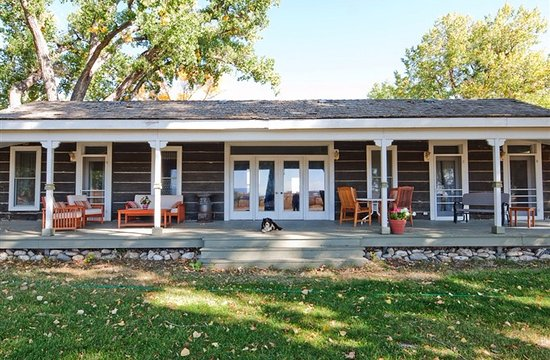 The TA Guest Ranch: The ranch house (3 camere)