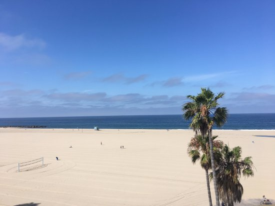 Venice Breeze Suites: View from rooftop