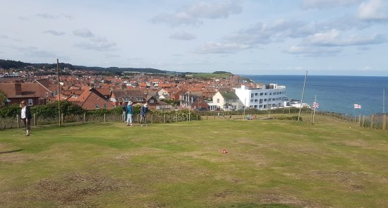Sheringham, UK: View from the Top