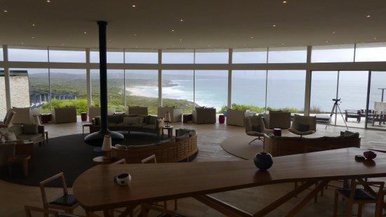 Southern Ocean Lodge : Great room (lobby)