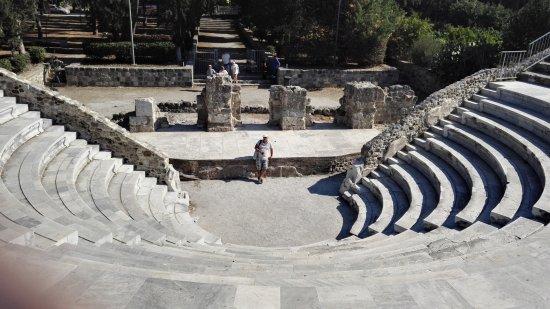 Grecotel Royal Park: Rímsky Odeon- Kos