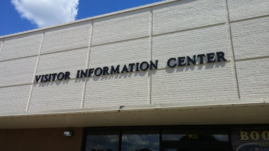 Victoria, TX: Vistor center