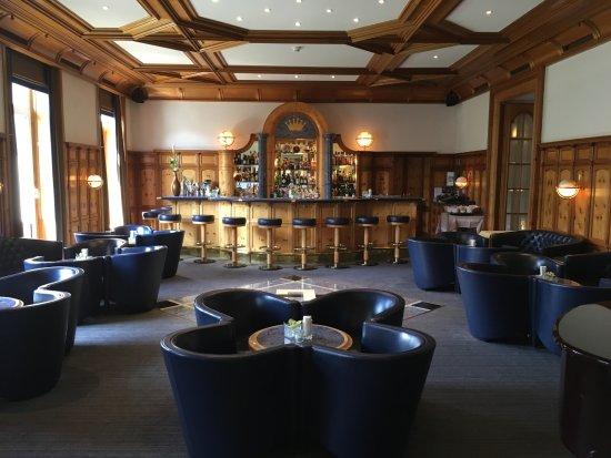 Grand Hotel Kronenhof Graubunden