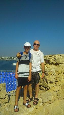 Kefalonitis Hotel Apts.: phaphos Fort