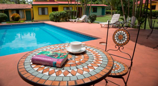 Hotel Villa Dolce: Venga y relajese en nuestra piscina!