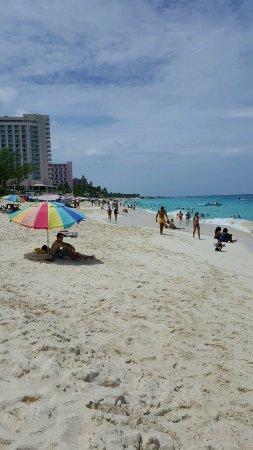 Port Canaveral, FL: Paradise Island beach