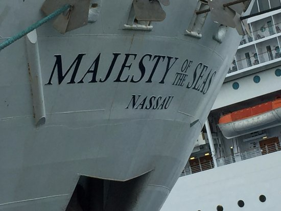 Port Canaveral, FL: Majesty of the Seas