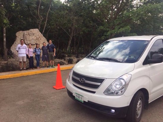 Aries Tours Cancun Transportation
