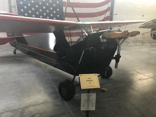 Aeronca C3 - Picture of Western Antique Aeroplane