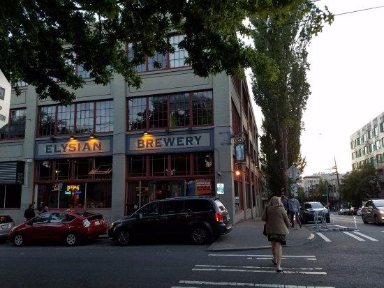 Elysian Brewing Company Capitol Hill