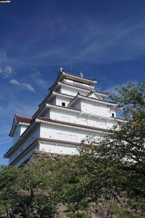 Tsuruga Castle: 会津若松城天守閣
