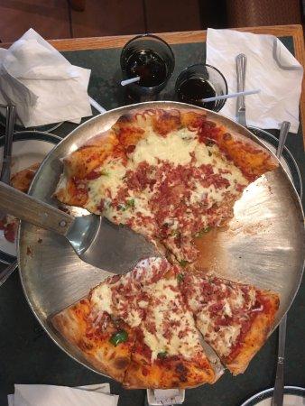 Angelo's Restaurant & Pizza : Pizza Combination