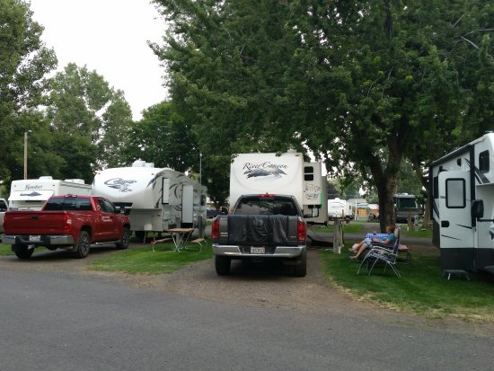 Mtn. View RV Park : Great RV Park