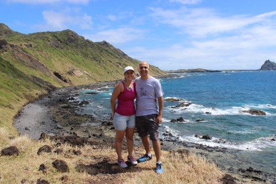 Enseada da Caieira: Enseada da Caiera - Trilha longa do Atalaia