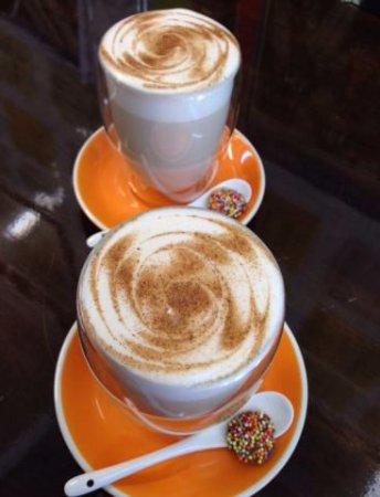 Cardiff, Australia: Coffee