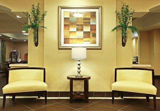 Carthage, TX: Hotel Lobby