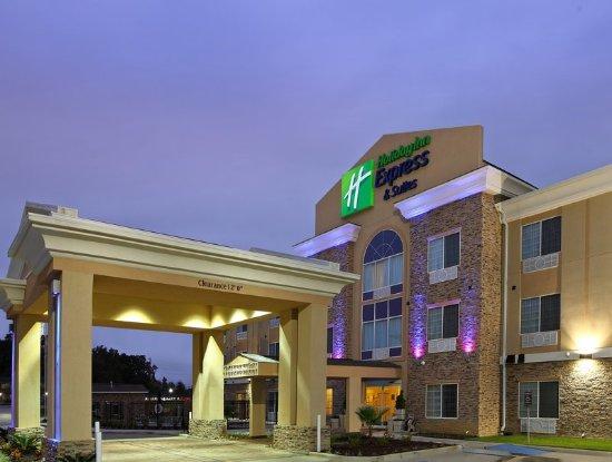 Carthage, TX: Hotel Exterior