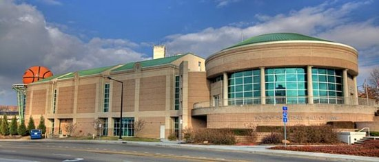 Holiday Inn Express Hotel & Suites Knoxville West - Papermill Dr: Women's Basketball Hall of Fame